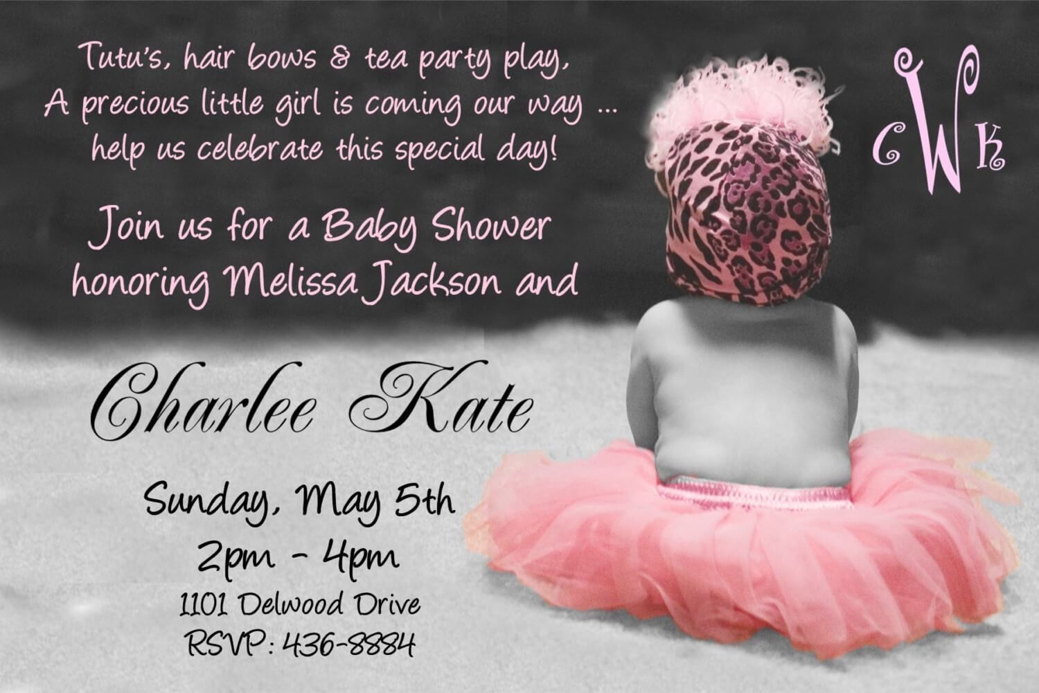 Baby Shower Invitations for a Girl · Baby Care Answers