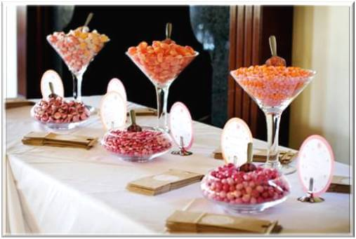 Baby Shower Decoration Ideas Pictures Candy