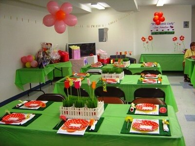 Baby Shower Decoration Ideas and Preferences · Baby Care Answers