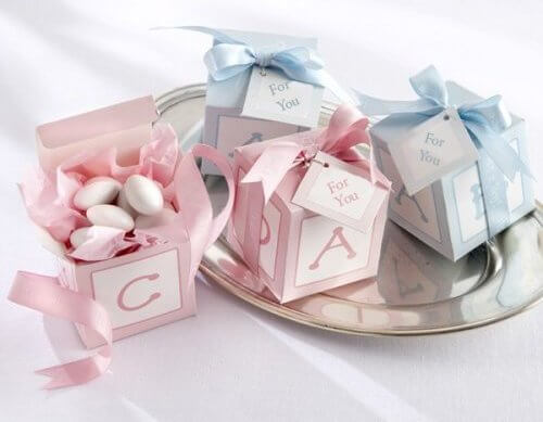 Baby Shower Favors Ideas to Know · Baby Care Answers