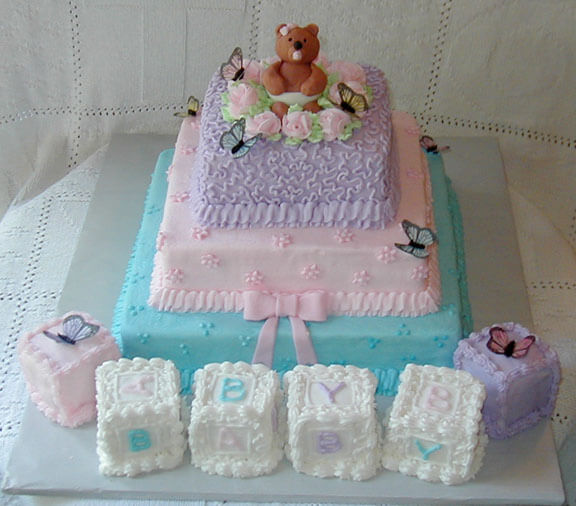 Baby shower cakes ideas for you