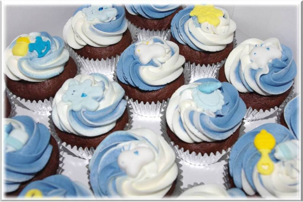 Most Favorites Baby Shower Foods Cupcakes