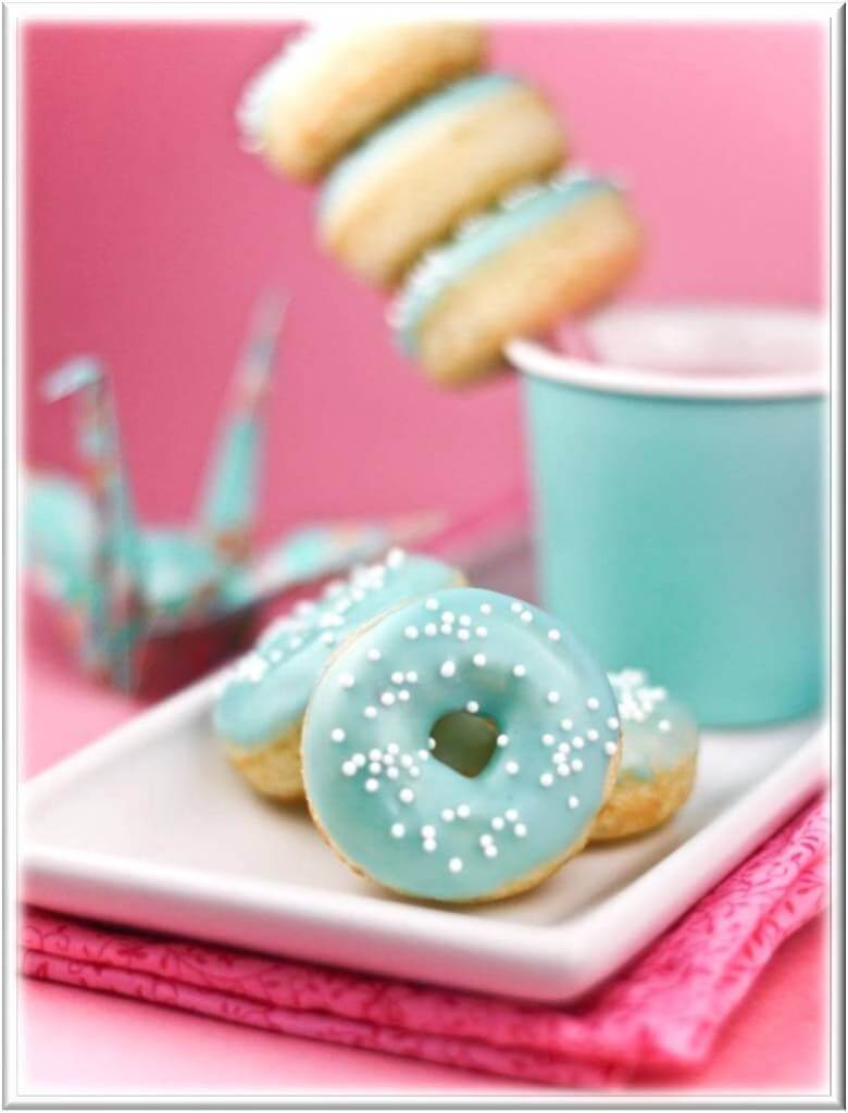 Most Favorites Baby Shower Foods Donuts