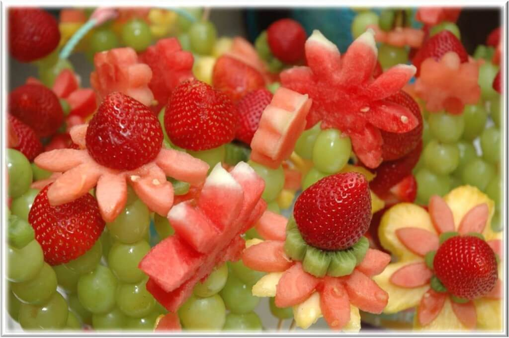 Most Favorites Baby Shower Foods Fruits