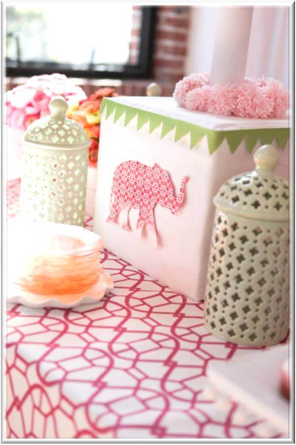 Unique Baby Shower Decoration Ideas Pictures