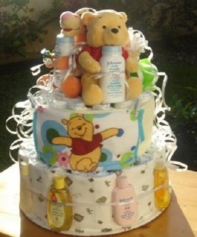 Winnie the Pooh Baby Shower Ideas as a good Theme · Baby Care Answers