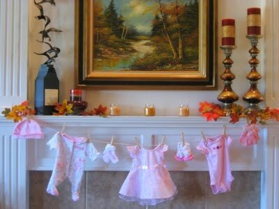 Tips for Baby Shower Clothesline: Define the Shop Where to Buy It