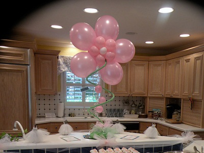 Balloon Baby Shower Centerpieces Decoration Ideas · Baby Care Answers