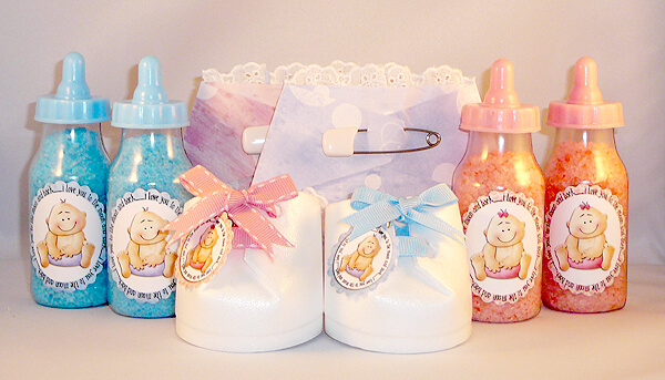 Cheap baby shower ideas
