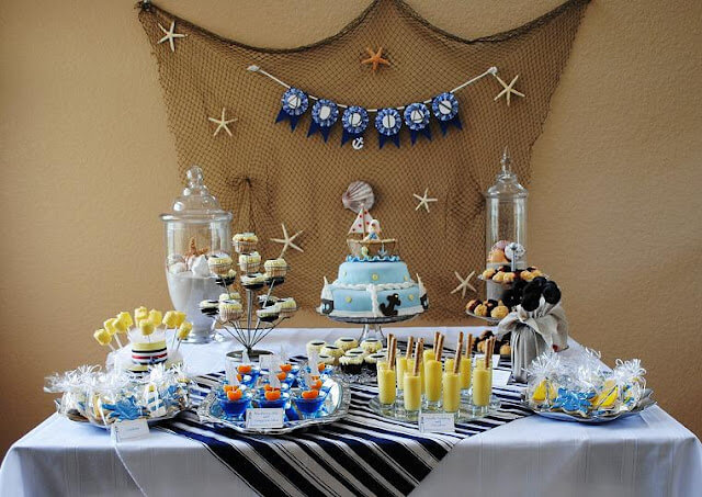 Nautical Theme Baby Shower 640 x 453