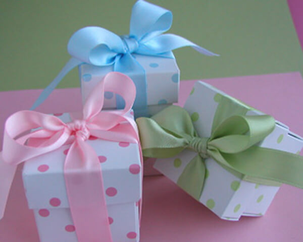 Baby Shower Favors Ideas · Baby Care Answers