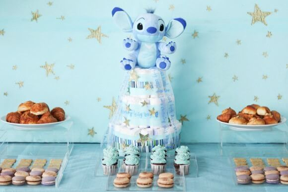 Baby Boy Shower Themes 580 x 387