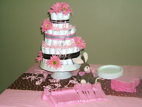 Girl Baby Shower Themes 500 x 375