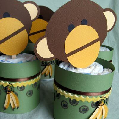 Monkey Baby Shower Themes for Baby Boy · Baby Care Answers
