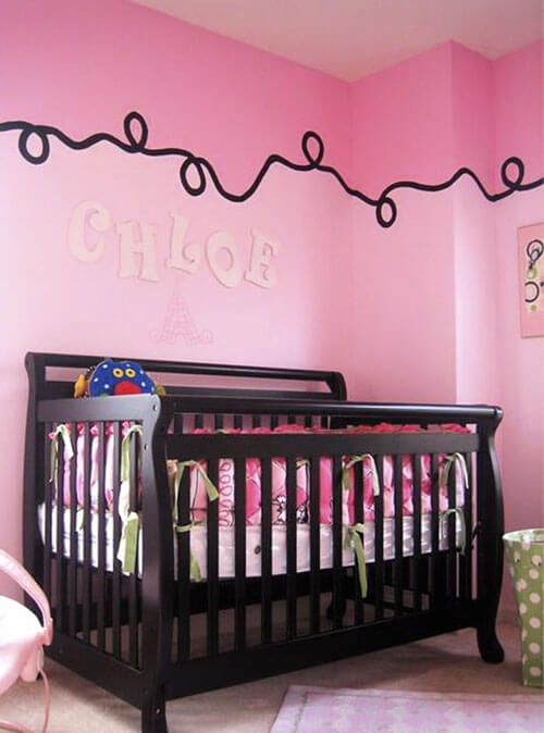 Baby Girl Room Ideas Decorating: Bring the Nature Inside · Baby ...